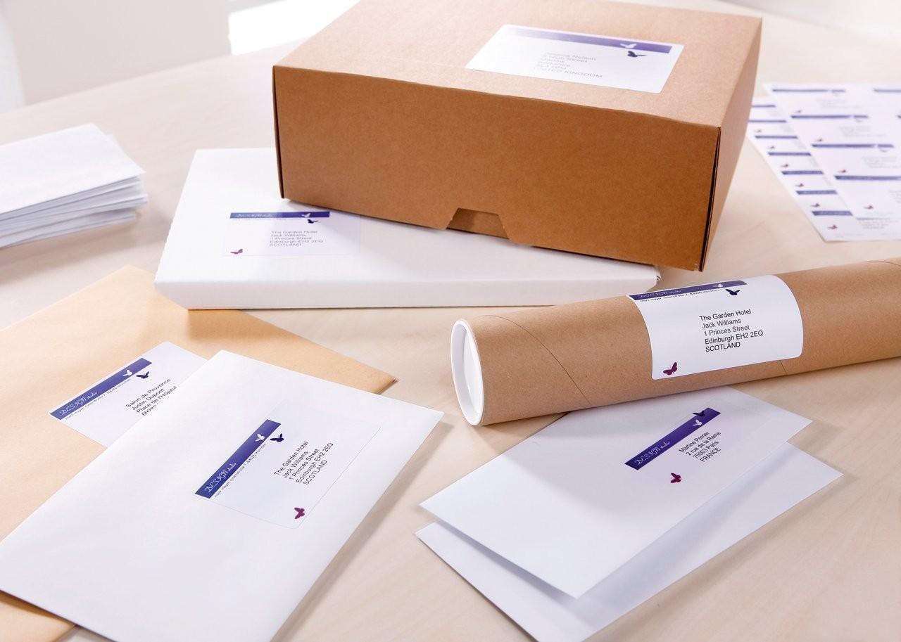 Etiquetas de envío para cajas | L7173-100 | Avery